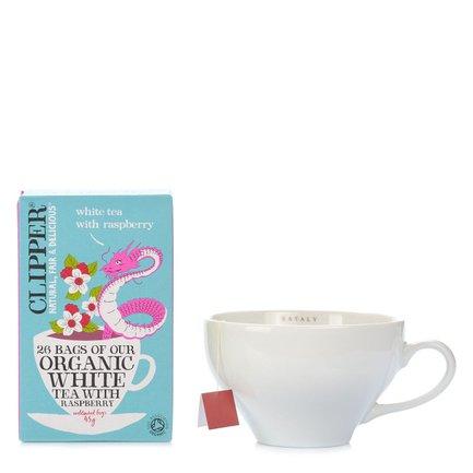 Tè Bianco al Lampone 26 Filtri 45g