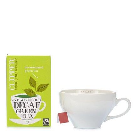 Tè Verde Deteinato 25 filtri 30g