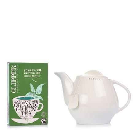 Tè verde Aloe Vera e Limone 20 Filtri 0,04g