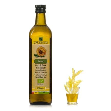 Olio Crudigno di Girasole 0,75l