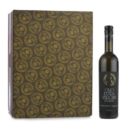 Olio Extravergine di oliva Monocultivar Taggiasca 12 pz. 0,5lx12pz