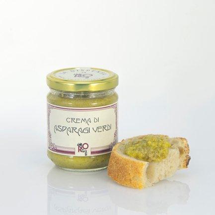 Crema di Asparagi Verdi 180g