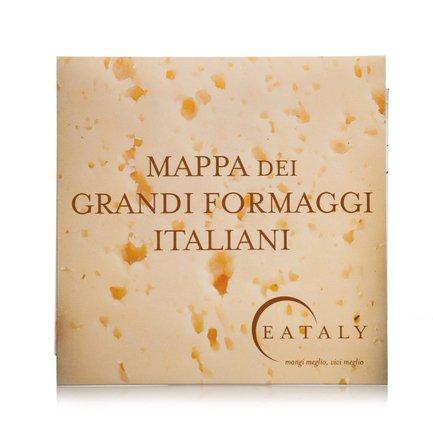 Mappa dei Formaggi Italiani