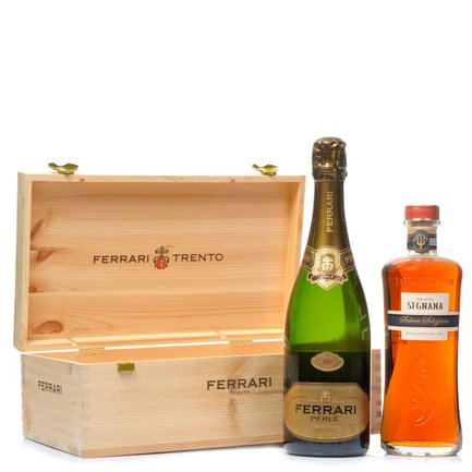Kit Perlè e Grappa Solera