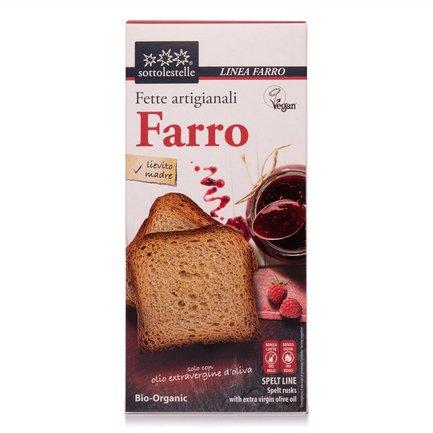 Fette Biscottate al Farro 200g
