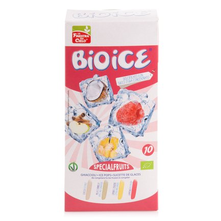 Ghiaccioli Special Fruit 10x40ml
