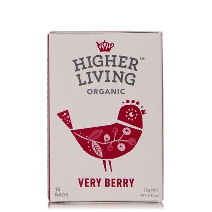 Infuso Very Berry Bio 15 filtri