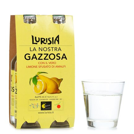 Gazzosa Lurisia 4x275ml