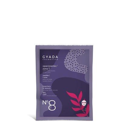 Maschera in tessuto Opacizzante 21ml