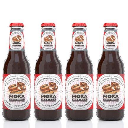 Moka Instinct 4 x 200 ml