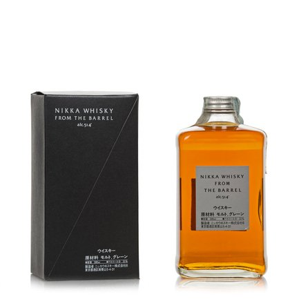 Whisky Blend from the Barrel 0,50l