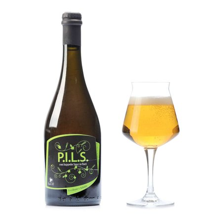 Birra Pils  0,75l