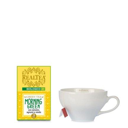 Morning Green Tea 18 Filtri