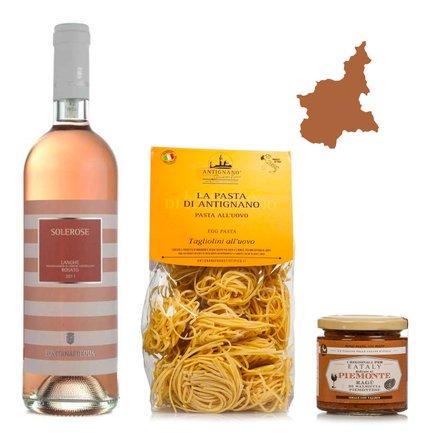 Giro d'Italia: il gusto del Piemonte