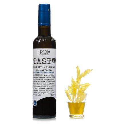 Olio Extravergine Taste Blend Biancolilla 0,5l