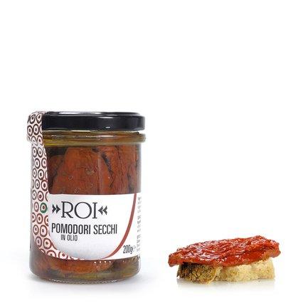 Pomodori Secchi Interi 200g