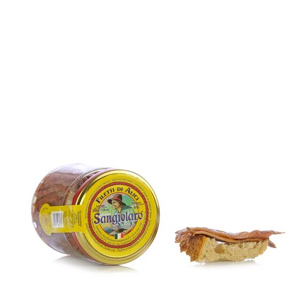 Filetti alici 200g