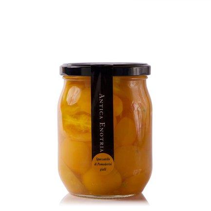 Spaccatella di Pomodorini Gialli 580g