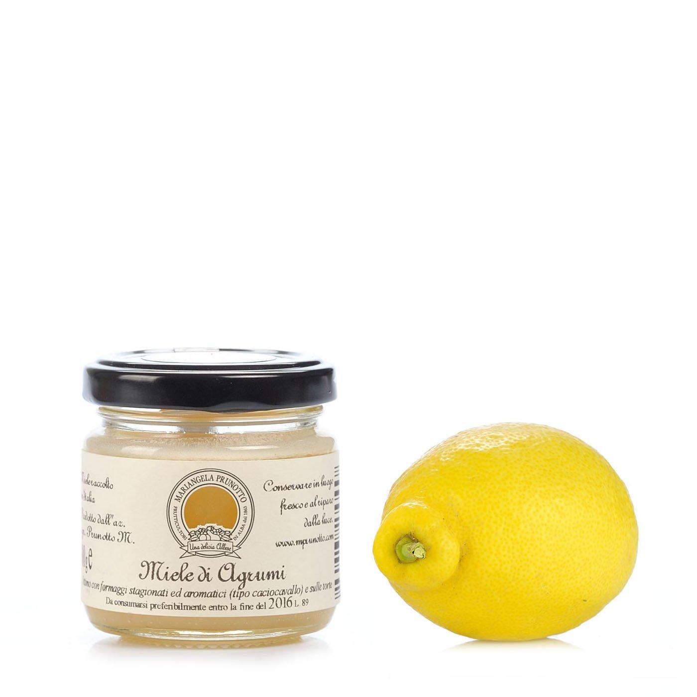 Miele di agrumi 100g mariangela prunotto eataly for Acquistare piante di agrumi