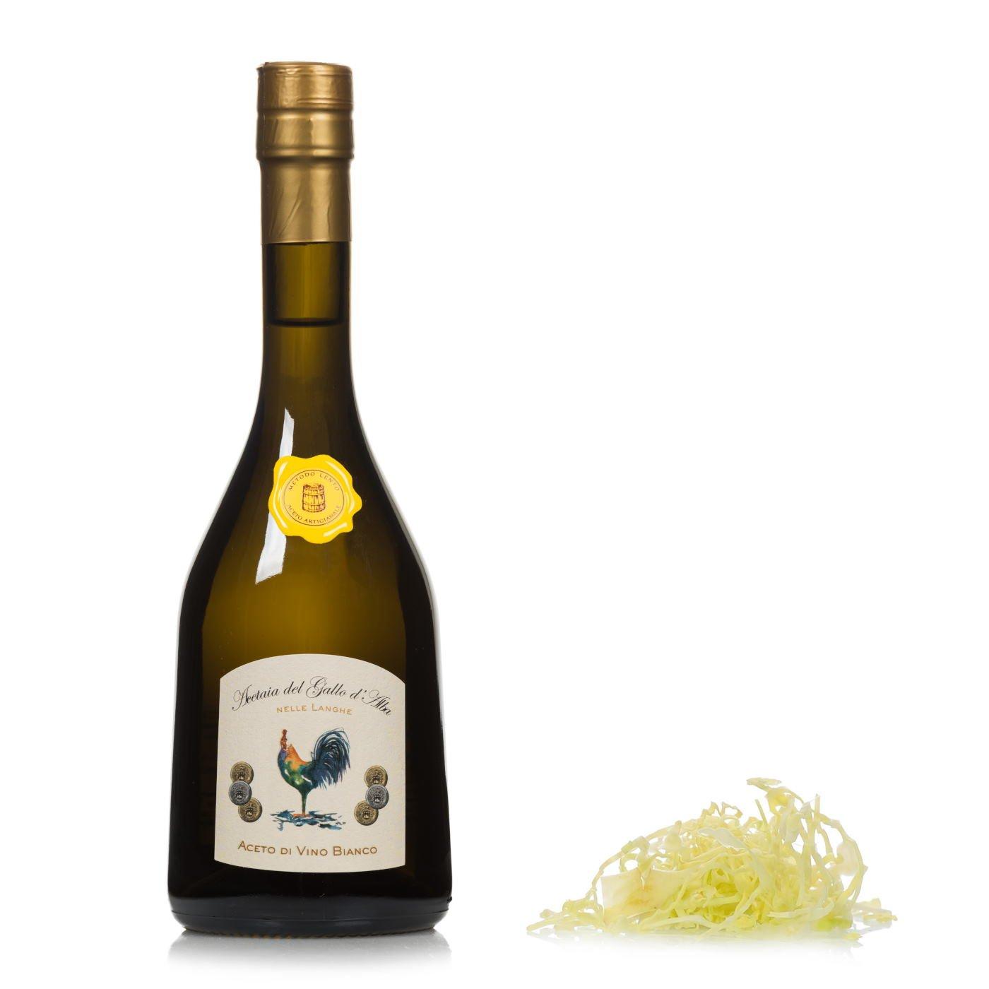 aceto bianco  Aceto Bianco Lento 0,5l – Acetaia del Gallo | Eataly