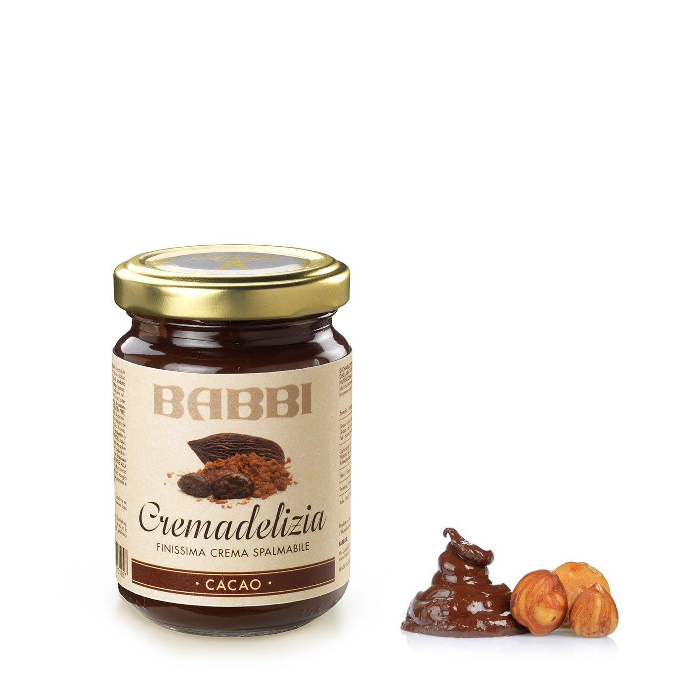 Cremadelizia al Cacao 150g - Babbi | Eataly