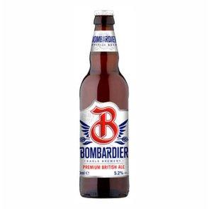 Birra Bombardier 0,33l