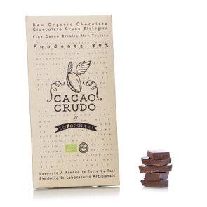 Tavoletta Cioccolato Fondente 80% 50g