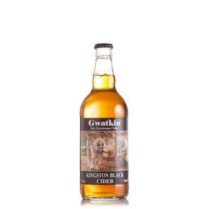 Kingstone Black Cider 0,5l