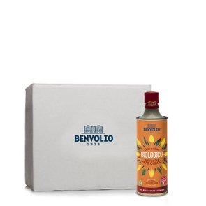 Olio Semi Girasole Alto Bio 0,5l 12 pz