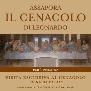 Assapora il Cenacolo di Leonardo