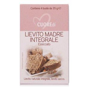 Lievito Madre Integrale 4x35g