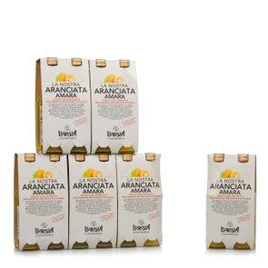 Aranciata Amara 275ml 24 pz