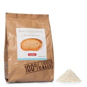 Pane croccante all'olio 350g