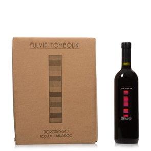 Dororosso Rosso Conero DOC  0,75l 6 pz.