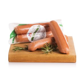 Wurstel di Carne Bovina e Suina 190g