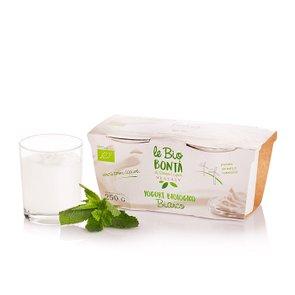 Yogurt Magro Bianco Bio  2x125g
