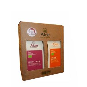 Kit Succhi Aloe Colore 2X500ml