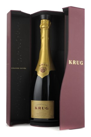 Champagne Grande Cuvée astucciato