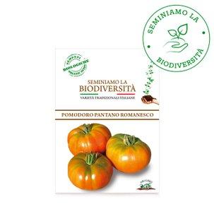 Semi Bio Pomodoro Pantano Romanesco 0,2g