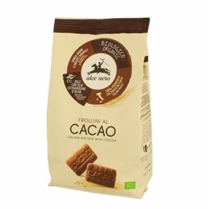 Frollino al Cacao Bio  250g
