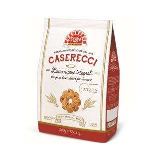 Caserecci Integrali con Gocce di Cioccolato e Grano Saraceno  500g