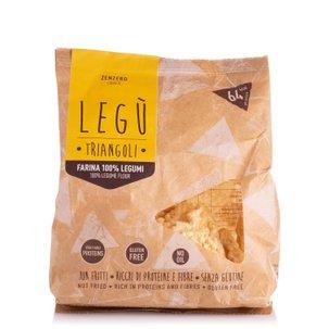 Snack Triangoli con Zenzero 40g