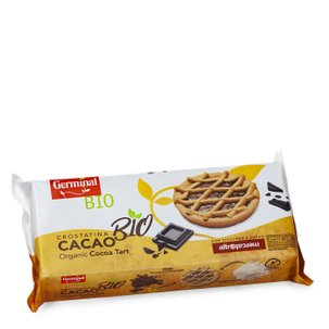 Crostatina al Cacao Bio  180g