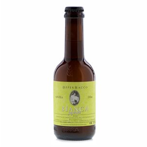 Birra Bianca Piperita 0,33l