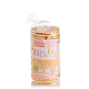Gallette di Mais Bio 150g