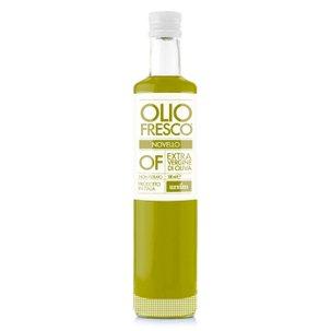 Olio Extravergine di Oliva Novello Fresco 0,5l