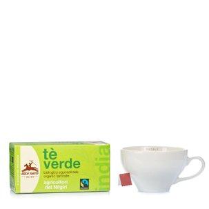 Tè Verde Biologico 20 Filtri