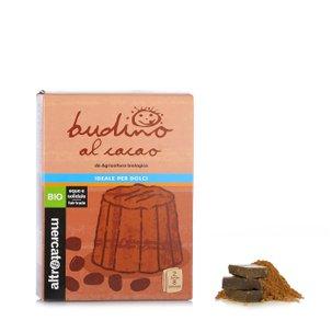 Preparato per Budino al Cacao 2x100g