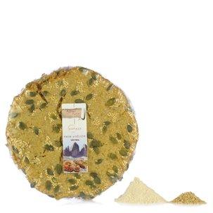 Pane croccante ai semi di zucca 150g