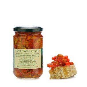 Peperoncini Piccanti Conditi 280g